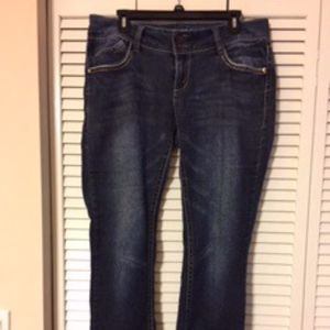 Truce bootcut jeans